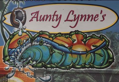 Aunty Lynne Food Truck Menu